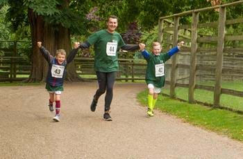Howletts 5k & 10k Fun Run