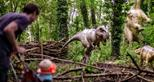 Dinosaur Forest at Port Lympne Hotel & Reserve