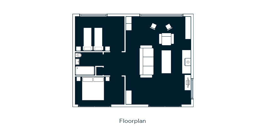tiger lodge floorplan